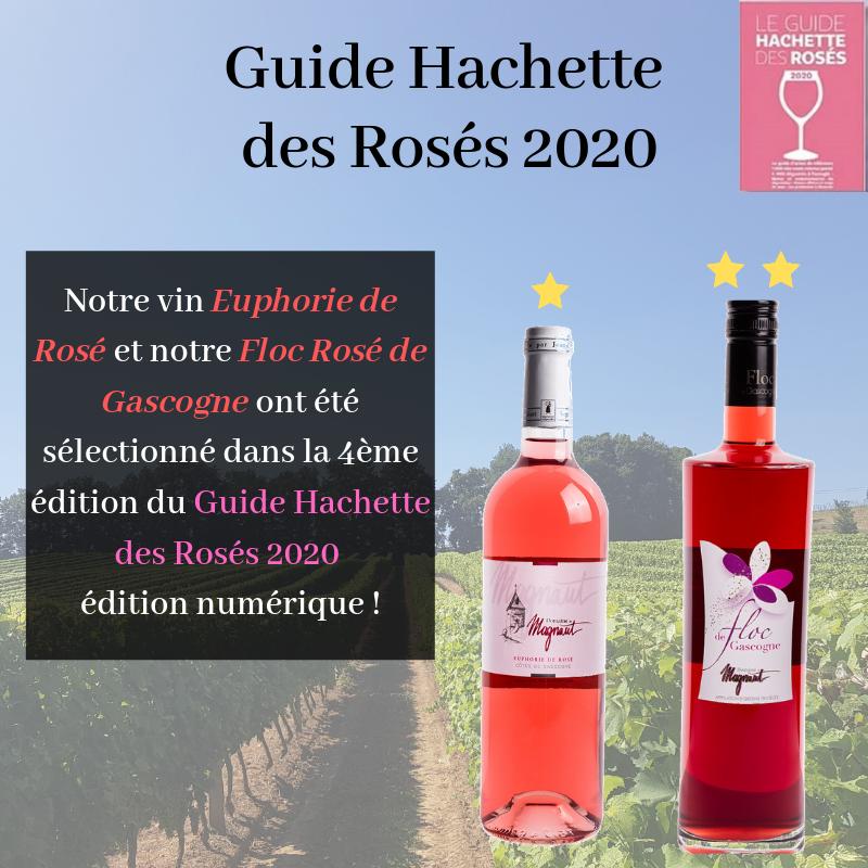 Sélection Guide Hachette des Rosés 2020 !