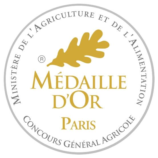 médaille d'or concours général agricole paris