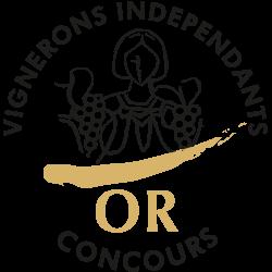 médaille d'or concours vignerons indépendants
